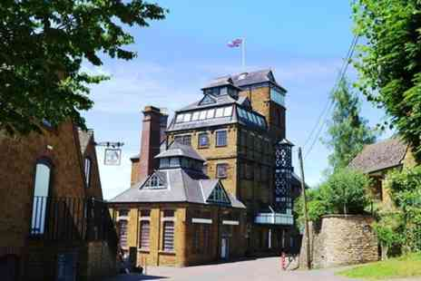 Hook Norton Brewery - Tour and Tasting 14:00 Weekdays - Save 0%