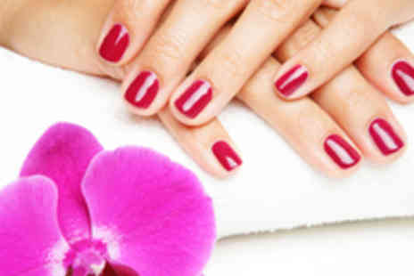 TinkerNails - Orly Gel FX Manicure - Save 50%