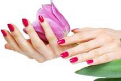 Shellac Diva - Three luxury shellac manicures - Save 67%