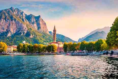 NH Lecco Pontevecchio - Four Star Modern Chic Design in Breathtaking Lake Location for two - Save 72%