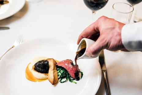 Thackerays Restaurant - 3 AA Rosette tasting menu for Two - Save 52%