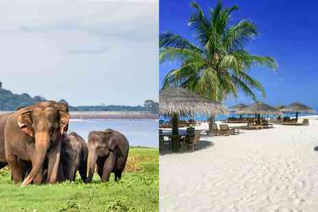 Private Mini Sri Lanka Tour - Four Star Four Nights Tour Across Unforgettable Highlights and All Inclusive Island Getaway - Save 0%