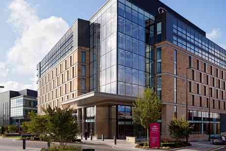 Crowne Plaza Newcastle - Newcastle stay with meals and bubbly - Save 0%