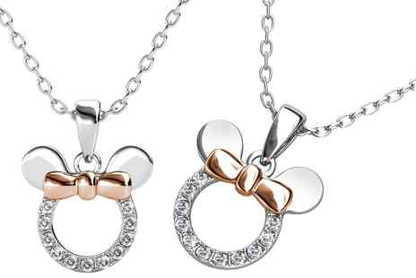 Groupon Goods Global GmbH - Micky Pendant or Earrings - Save 0%