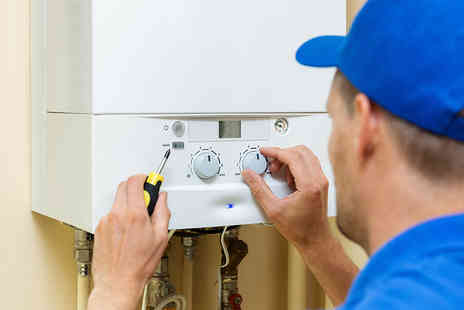 Smart Sure - Full boiler service and certificate - Save 61%