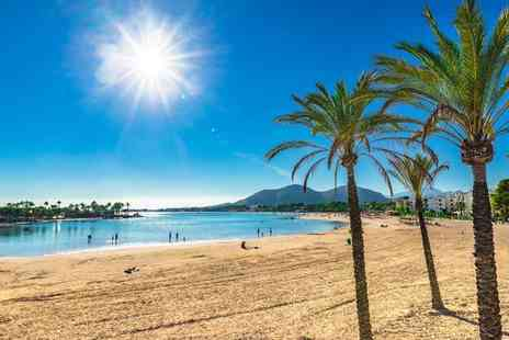 Super Escapes Travel - Three night all inclusive Mallorca beach break with return flights - Save 35%