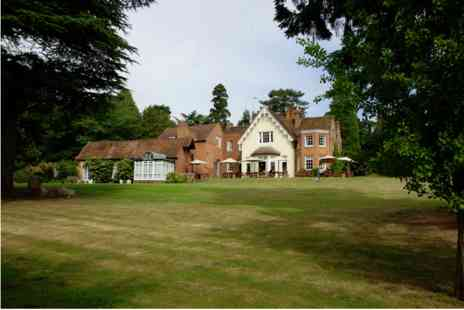 Flitwick Manor - One Night Escape for Two with Visit to Bletchley Park - Save 0%