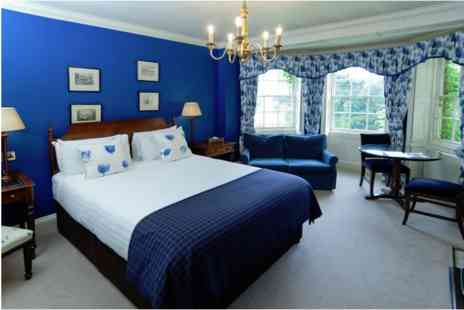 Flitwick Manor - One Night Escape with Dinner for Two with Visit to Bletchley Park - Save 0%
