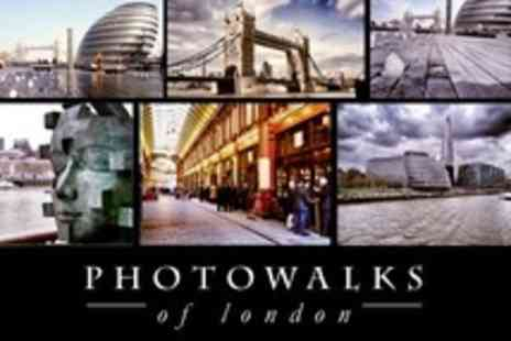 Photo Walks of London - Historical Photography Walking Tour of London - Save 60%