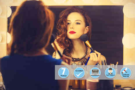 Alpha Academy - Beauty expert and personal image training course - Save 96%