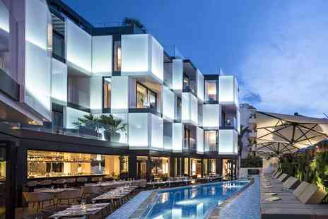 Sir Joan Hotel - Five Star Stunning Design Hotel by Marina for two - Save 50%