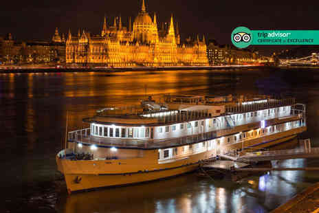 Travel Center - Two nights Budapest stay with breakfast and return flights - Save 43%