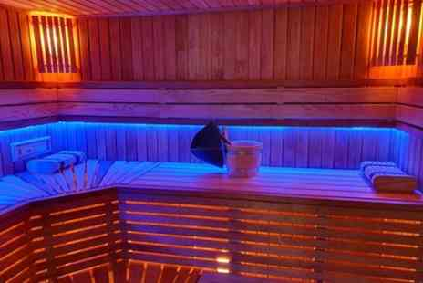 Best Sauna Newark - 3 Hours Group Pass - Save 0%