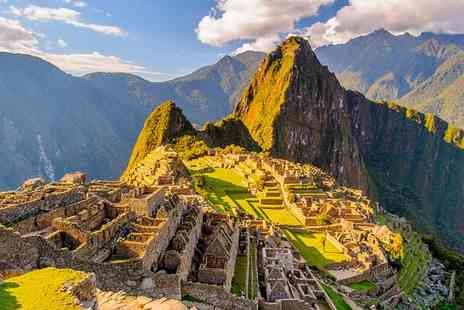 The Essentials of Peru - Breathtaking Landscapes and Peruvian Treasures - Save 0%