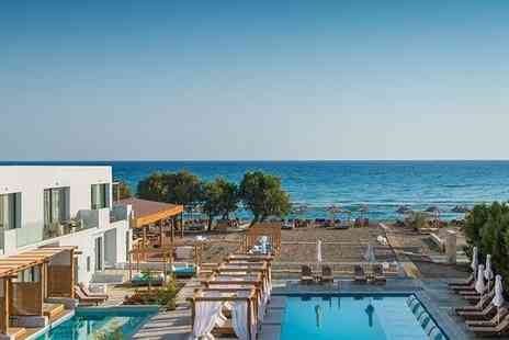 Enorme Lifestyle Beach Resort - Four Star Sleek Adults Only Beachside Retreat for two - Save 36%