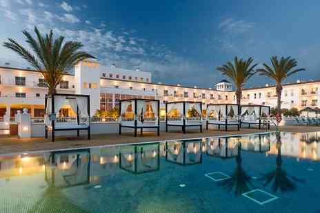 SENTIDO Garden Playanatural Hotel & Spa - Four Star Oasis of Peace Overlooking Gulf of Cadiz for two - Save 60%