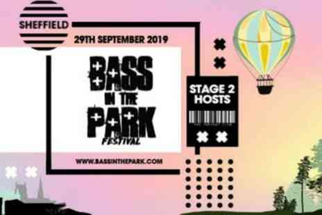 Bass in the Park Festival - One general admission ticket from 29th September - Save 26%