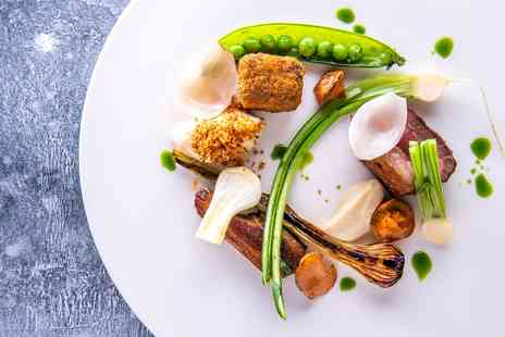 Park House Restaurant - 2 AA Rosette lunch with bubbly for Two - Save 48%