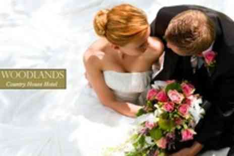 Woodlands Country House Hotel - High Tea Wedding Package For 30 Guests - Save 55%
