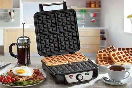 CJ Offers - Cooks professional waffle maker - Save 60%