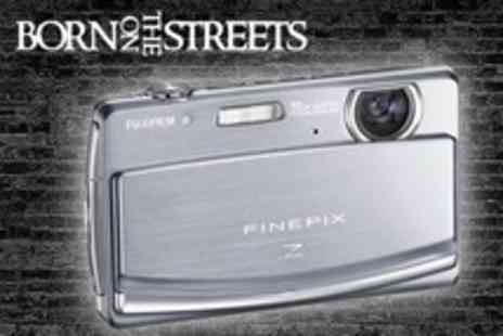 Born on the Streets - FujiFilm Z90 Digital Camera - Save 58%