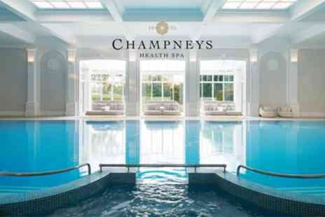Champneys Henlow - Spa Day with Healthy Lunch and Choice of Treatment - Save 34%