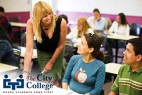 The City College - First 12 Months of 18 Month MBA Course - Save 50%