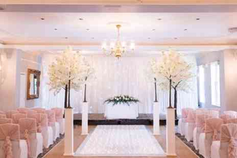 Ty Newydd Country Hotel - Wedding Package for 50 Day and 75 Evening Guests, with Bridal Suite Stay - Save 0%