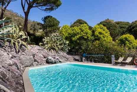 Park Hotel Argento - Four Star Rolling Hill and Sea Views in Liguria - Save 49%