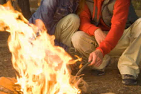 Planetree Adventure - Half Day Bushcraft Course - Save 53%