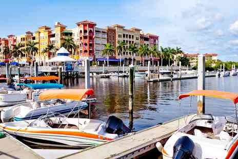 travelplanners - 14 Nights Orlando and Naples twin centre holiday - Save 0%