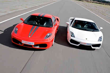 Drivers Dream Days - Junior supercar driving experience in one car - Save 51%
