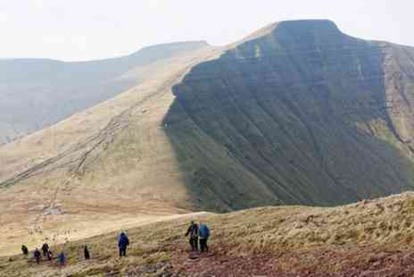 Walk South Wales - Hike up the Brecon Beacons highest mountain, Pen-y-fan - Save 0%