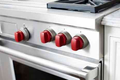 Tidyups - Full Oven Clean with Optional Hob Clean - Save 49%