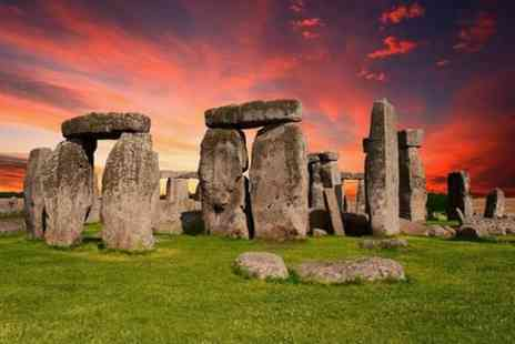 My Dream Destinations - Stonhenge Bath layover tour from Southampton upto 2 person - Save 0%