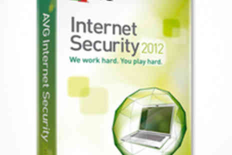 SRE Computing - One Year AVG Internet Security Software Package - Save 88%