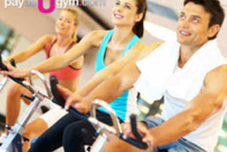 payasUgym - £8 for £24 Credit to use in Over 300 Locations Nationwide - Save 67%