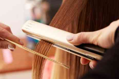 Maru Hair and Beauty Salon - Brazilian Keratin Straightening - Save 35%