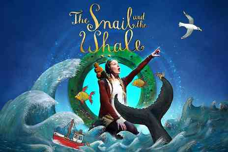 Encore Tickets - The Snail And The Whale at the Apollo Theatre - Save 28%