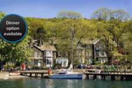 Waterhead Hotel - Beautiful 4 two night Lake District countryside escape for two - Save 0%