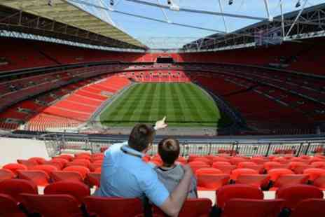 Wembley Stadium Tours - Wembley Stadium Tour for Child or Adult - Save 25%