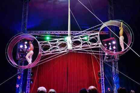Planet Circus - Adult or childs ticket to a performance of Planet Circus - Save 53%