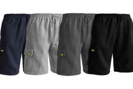 Groupon Goods Global GmbH - Mig Mens Cargo Shorts - Save 0%