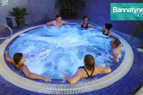 Bannatynes Health Club - City Spa Day for One or Two - Save 62%