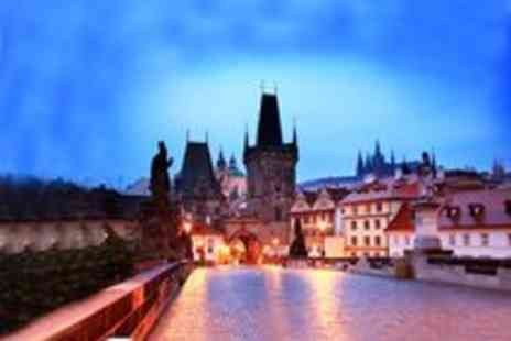 City Traveller - 2 or 3 Night Prague Stay Including Flights - Save 49%