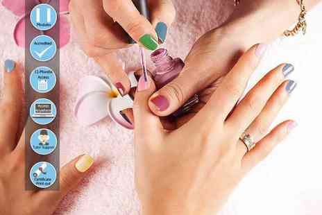 Oplex Careers - Online nail technician course - Save 94%