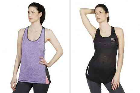 Brands Store - Elle sports vest choose from two colours - Save 78%