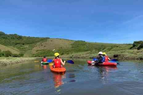 The Kayak Coach - Paddle the South Downs Cuckmere to Alfriston - Save 0%