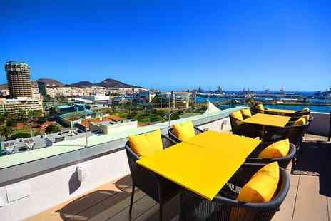 Design Plus Bex Hotel - Four Star Stylish Hotel with Rooftop Bar and Sea Views for two - Save 75%