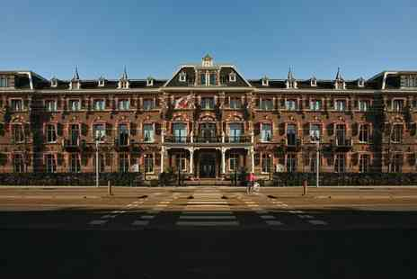The Manor Amsterdam - Four Star Unique Boutique Stay in Historic Building for two - Save 61%